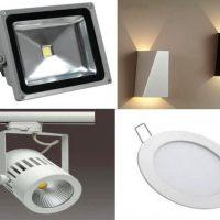 LED Φωτισμος